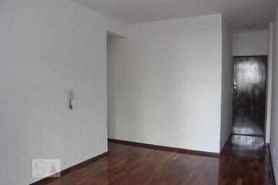 Apartamento No 1º Andar Mobiliado Com 2 Dormitórios E 1 Garagem - Id: 892908666 - 208666
