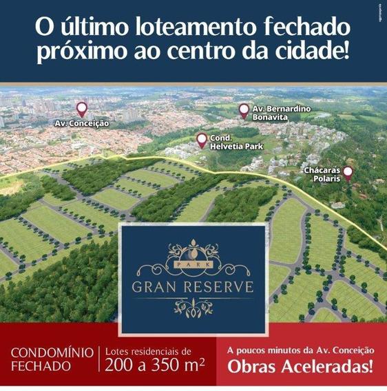 Terreno À Venda, 221 M² Por R$ 143.923 - Condominio Gran Reserever - Indaiatuba/sp - Te7494