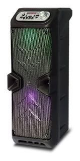 Parlante Portatil Bluetooth Black Point By Panacom S25 Nuevo