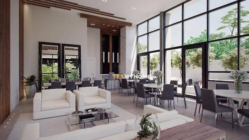 Apartamento Com 2 Dormitórios À Venda, 77 M² Por R$ 632.200,00 - Água Verde - Curitiba/pr - Ap3764