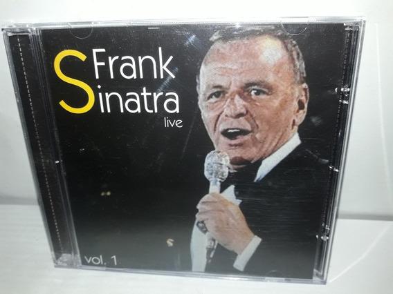 Cd Frank Sinatra Live Volume 1