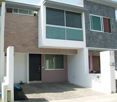 Casa En Renta Mirador Del Tesoro Tlaquepaque Jal. $ 8,500.00