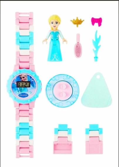 Reloj Lego Niño Iroman Frozen Capitán América Mejor Precio