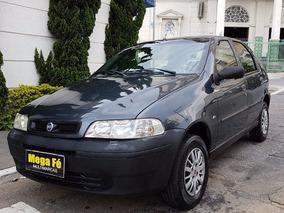 Fiat Palio 1.0 Fire 5p Cinza 2004