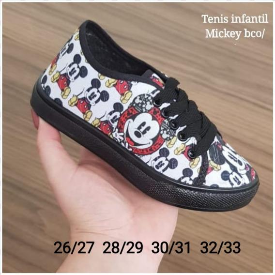 Tenis Infantil Disney