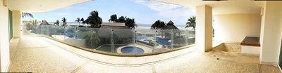 Cad Maralinda 201, Terraza Con Jacuzzi, Vista Al Mar