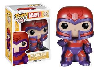 Magneto Funko Pop 62 Figura Muñeco Marvel X-men