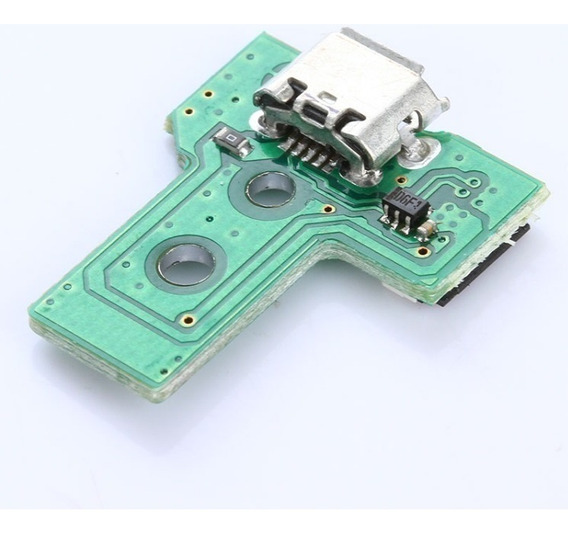 Placa Usb Conector Controle Ps4 Jds-030 F001 Pc