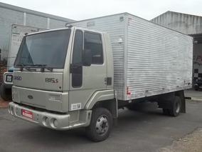 Ford Cargo 815 Baú Em Oferta Financio
