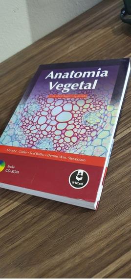 Livro Anatomia Vegetal: Uma Abordagem Aplicada