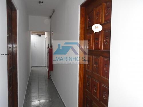 Apartamento Para Locação Em Mauá, Jardim Maringá, 3 Dormitórios, 1 Banheiro - 155_1-1412516