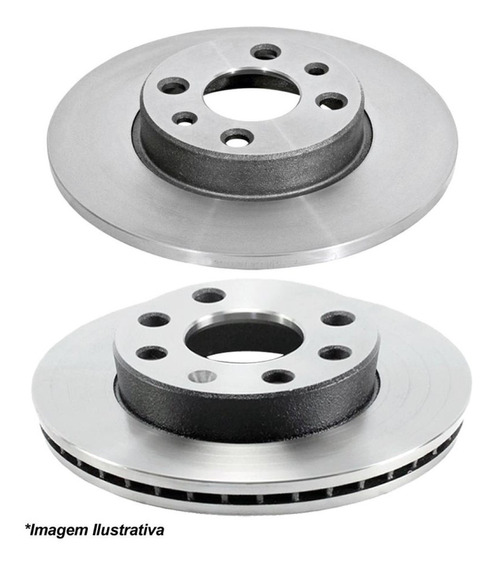 Disco Freio Diant / Vent A4 3.0 V6 30v/a6 1.8 20v