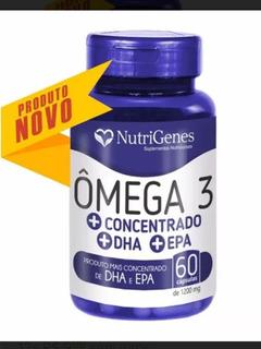 2 Frascos Omega 3 Concentrado Dha E Epa 1200 Mg /original.
