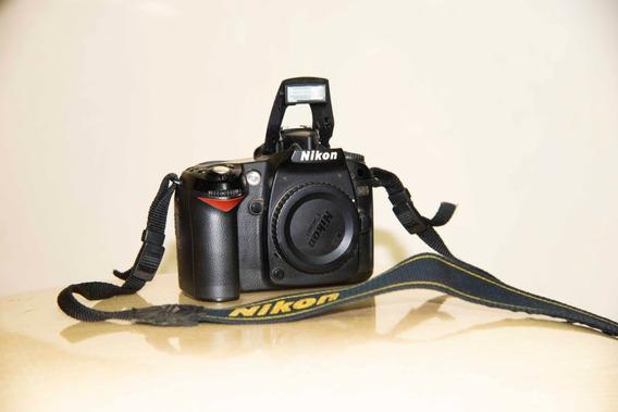 Nikon D90 Corpo - Usada