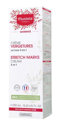 Mustela Maternite Creme Hidratante Preventivo Estrias 3 Em 1