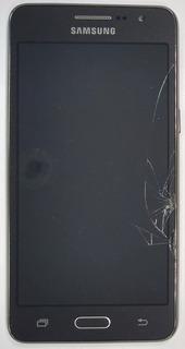 Samsung Galaxy G530mu Cinza Com Defeito Sem Garantia