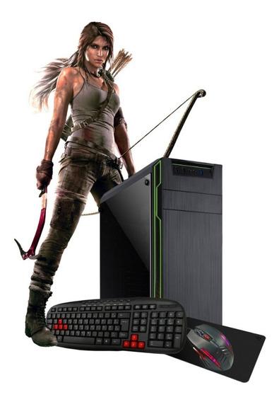 Pc Gamer A8 9600 3.4gz 10 Núcleos Ddr4 16gb R7 4k Kit Gamer