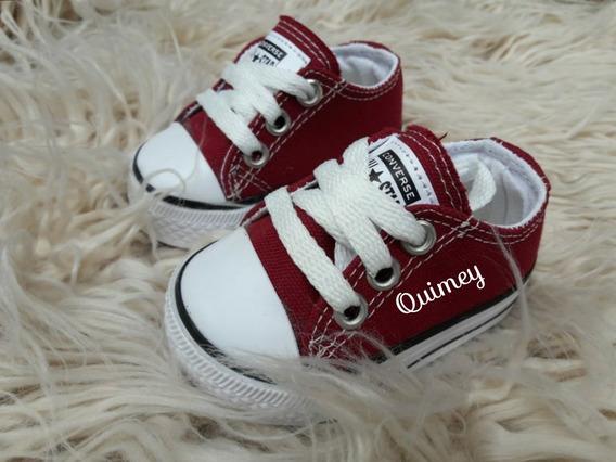 Zapatillas De Lona De Bebes Y Niños Del 17 Al 26