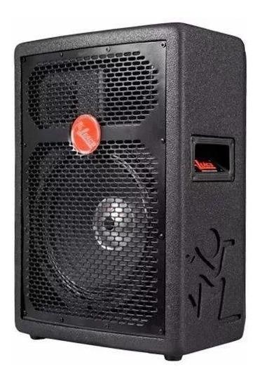 Caixa De Som Bluetooth Amplificada Ativa 15 Usb 500 Watts Musical Fit 550a