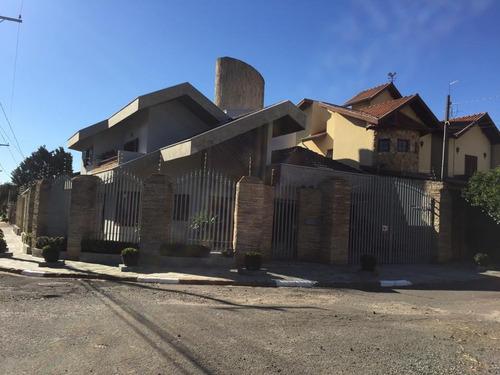 Casa Com 4 Dormitórios À Venda, 400 M² Por R$ 1.450.000,00 - Jardim Chapadão - Campinas/sp - Ca4769