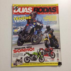 Revista Duas Rodas 426 Mar2011 Especial Harley No Brasil C2