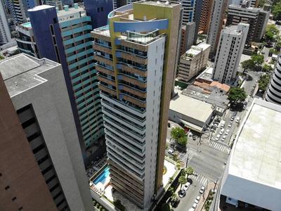 Apartamento Em Meireles, Fortaleza/ce De 75m² 2 Quartos Para Locação R$ 3.128,00/mes - Ap230566