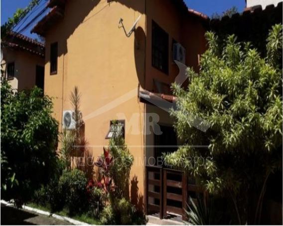 Casa Duplex Em Condomínio Fechado Na Estrada Washington Luís - Cc00080 - 33415353