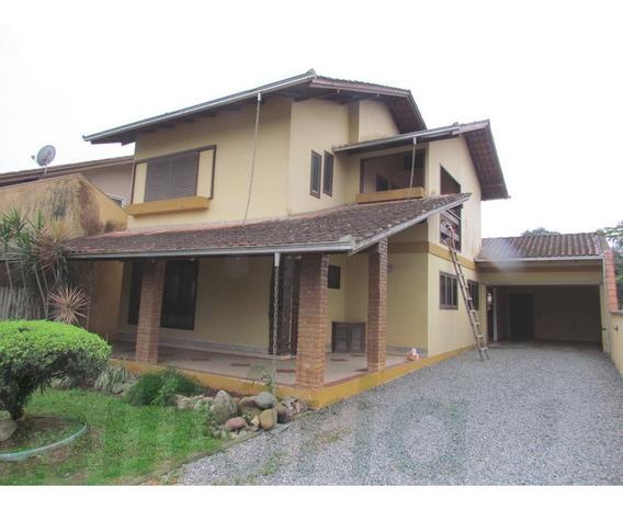 Casa Em Alvenaria Joinville - 541