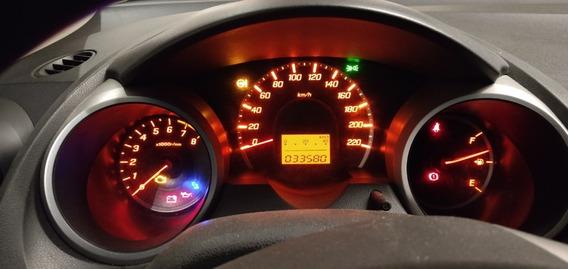 Honda Fit Lx-l 33600 Km!!! Con Libro De Mantenimiento