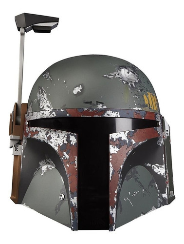 Imagem 1 de 4 de Capacete Boba Fett Premium Star Wars Hasbro E7543