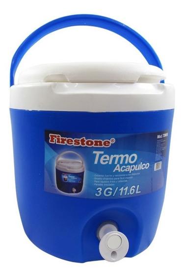 Termo Acapulco Plastico Liquidos Atole 3 G/11.6 L Firestone