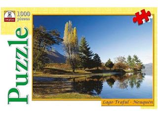Puzzle X1000 Lago Traful Implas Rompecabezas Cod 302