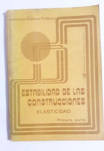 Libro Estabilidad De Las Construcciones Elasticidad