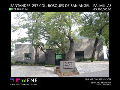 Casa Residencial En Venta - Residential House For Sale