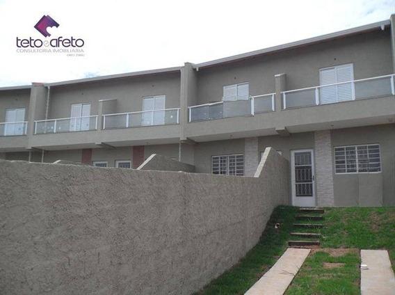Casa Residencial À Venda, Jardim São Felipe, Atibaia - Ca0308. - Ca0308