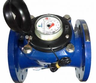 Medidor De Agua Turbina 4 Pulg, Agua Potable, Tratada, Riego
