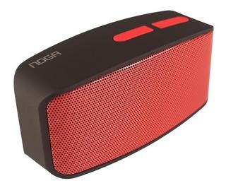 Parlante Portatil Bluetooth Inalambrico Usb Sd Noga Ngs-085