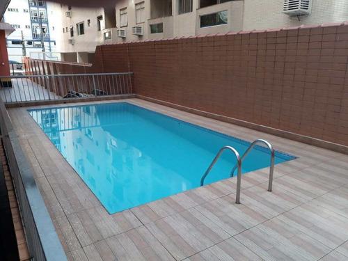 Imagem 1 de 9 de Apartamento Com 1 Dorm, Centro, São Vicente - R$ 265 Mil, Cod: 1310 - V1310