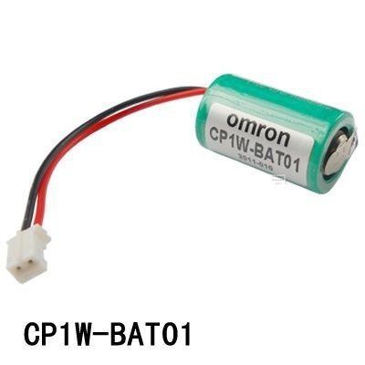 Pilha Cj1w-bat01 Omron Sysmac Cj1m 3v 850mah - Kit 02 Pçs