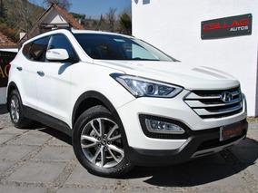 Hyundai Santa Fe 4wd Automatico 2014 Mantenciones Hyundai