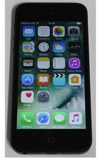 iPhone 5 Md295br/a 4 32gb - Preto