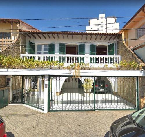 Sobrado Com 4 Dormitórios Para Alugar, 350 M² Por R$ 6.650,00/mês - Jardim Do Mar - São Bernardo Do Campo/sp - So0140