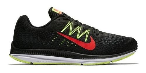 papel borde admirar  Nike Zoom Winflo 5 Negras Talle Talle 41 - Zapatillas Running Talle Talle  41 en Mercado Libre Argentina