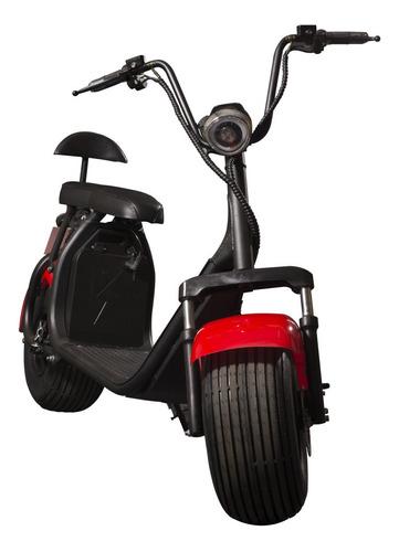 Monopatin Moto Eléctrica Sunra Spy Racing 1000w Litio 0km I