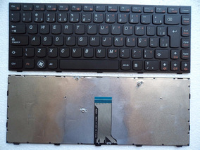 Teclado Notebook Lenovo G40