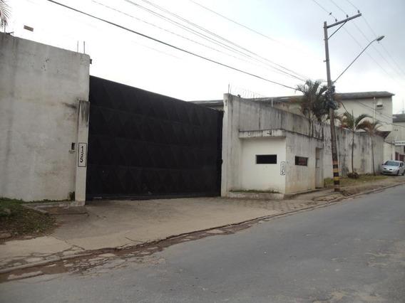 Terreno Industrial Para Locação, Planalto, São Bernardo Do Campo - Te0229. - Te0229