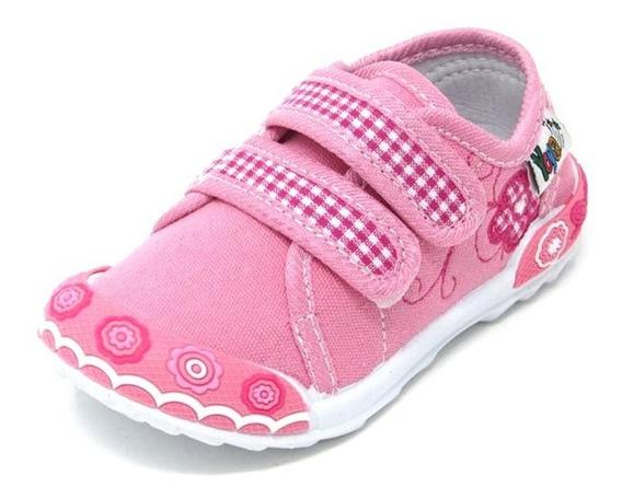 Zapatos Niñas Yoyo L9030 Rosado 19-24. Envío Gratis