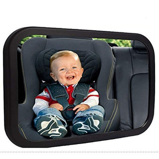 Espejo Retrovisor Carro Para Seguridad Bebe