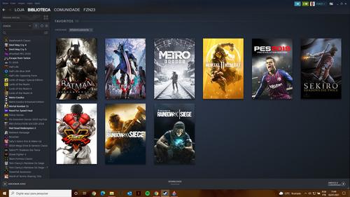 Games E Conta Steam
