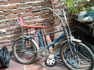 Bicicleta Antigua Rodado 20 Banana